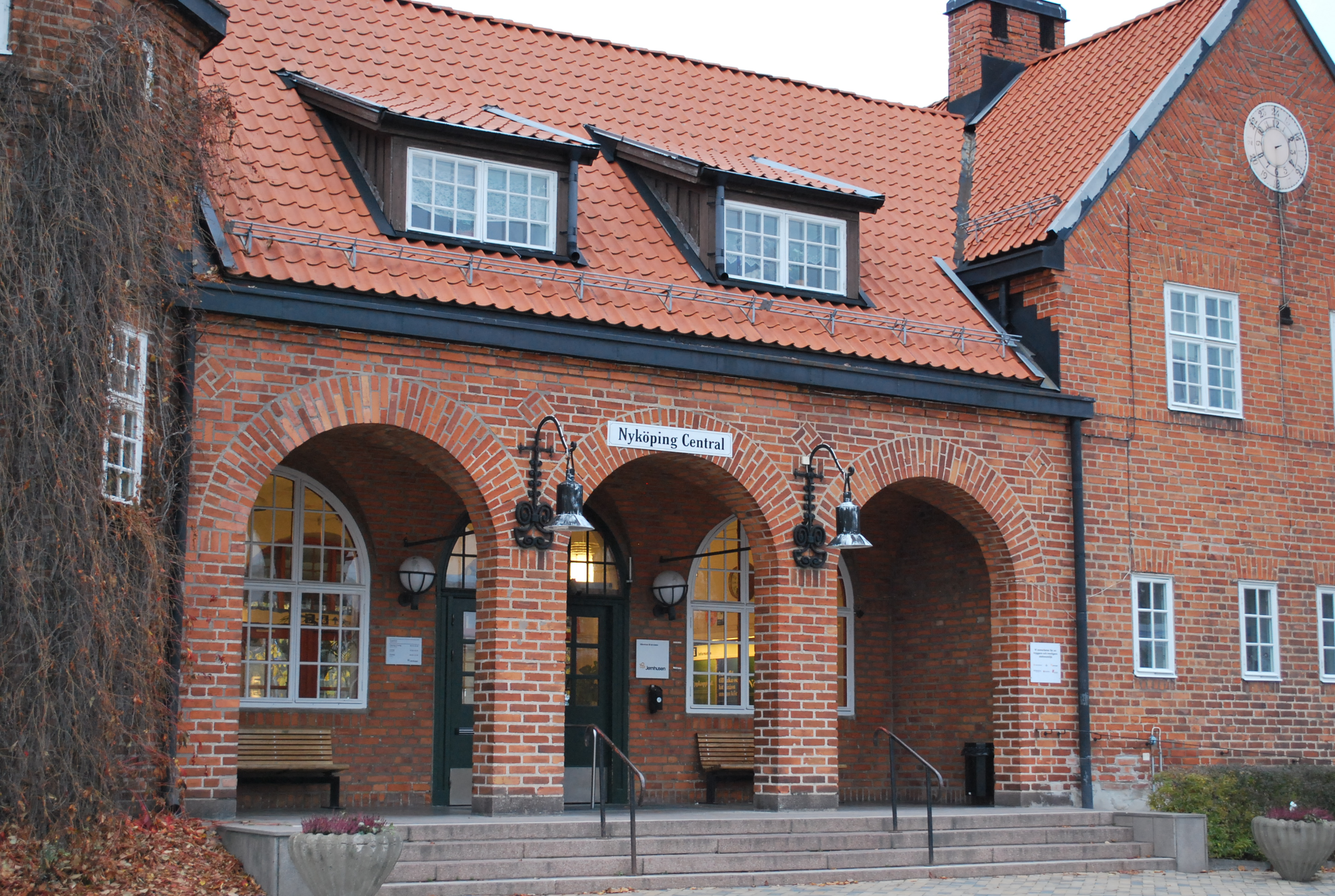Nyköping Rail Station